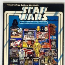 Figuras y Muñecos Secret Wars: STAR WARS TOMART'S PRICE GUIDE TO WORLDWIDE AÑO 1994 ESTADOS UNIDOS. 1ªEDICION.. Lote 182504632