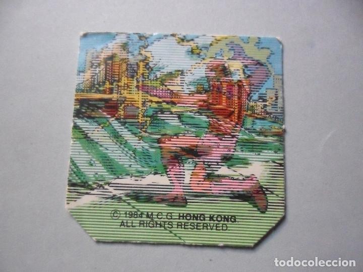 Figuras y Muñecos Secret Wars: MARVEL SECRET WARS MAGNETO MATTEL HONG KONG 1984 - Foto 13 - 183303803