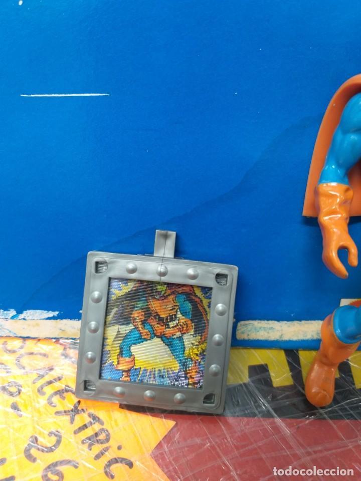 Figuras y Muñecos Secret Wars: figura de accion hobgoblin duende secret wars blister español,escudo y 1 holograma marvel - Foto 3 - 186441258