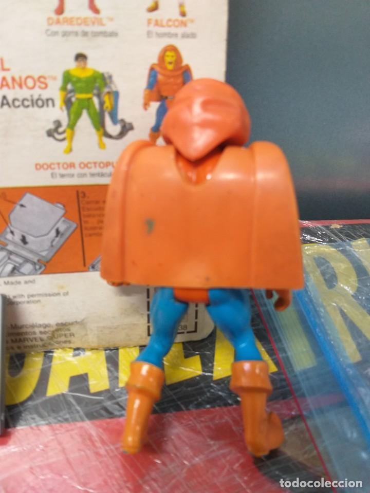 Figuras y Muñecos Secret Wars: figura de accion hobgoblin duende secret wars blister español,escudo y 1 holograma marvel - Foto 6 - 186441258