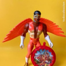 Figuras e Bonecos Secret Wars: MARVEL SECRET WARS FIGURA FALCON 1984. Lote 187504061