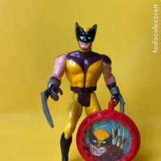 Figuras y Muñecos Secret Wars: MARVEL SECRET WARS FIGURA LOBEZNO 1984. Lote 187504223