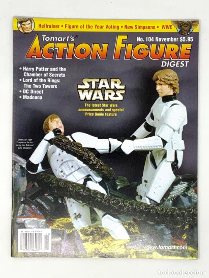 TOMART´S ACTION FIGURE DIGEST Nº104 STAR WARS (Juguetes - Figuras de Acción - Secret Wars)
