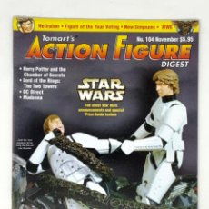 Figuras y Muñecos Secret Wars: TOMART´S ACTION FIGURE DIGEST Nº104 STAR WARS. Lote 188664023