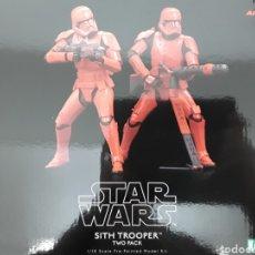 Figuras y Muñecos Secret Wars: STAR WARS. PACK DE 2 SITH TROOPER EPISODIO IX PRIMERA ORDEN ARTFX+ KOTOBUKIYA. Lote 192325862