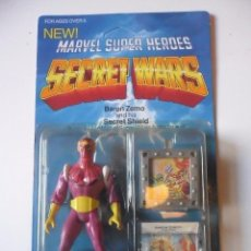 Figuras y Muñecos Secret Wars: MARVEL SECRET WARS BARON ZEMO EN BLISTER MATTEL 1984. Lote 195203686