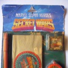 Figuras y Muñecos Secret Wars: MARVEL SECRET WARS SECRET MESSAGES MATTEL 1984. Lote 195217631
