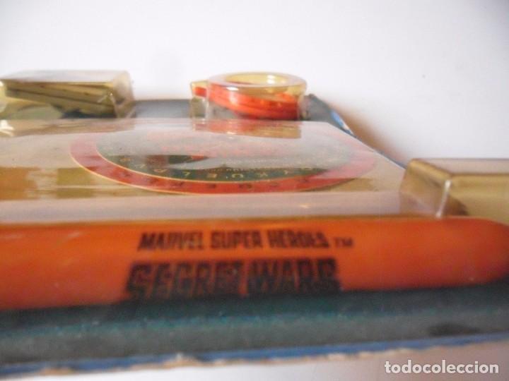 Figuras y Muñecos Secret Wars: MARVEL SECRET WARS SECRET MESSAGES MATTEL 1984 - Foto 8 - 195217631
