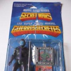 Figuras y Muñecos Secret Wars: MARVEL SECRET WARS KANG EN BLISTER BILINGUE MATTEL 1984. Lote 195220106