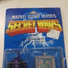 Figuras y Muñecos Secret Wars: FIGURA KANG SECRET WARS MATTEL AÑO 1985 SIN ABRIR BLISTER EN ESPAÑOL. Lote 195820441