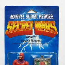 Figuras y Muñecos Secret Wars: MAGNETO SECRET WARS MARVEL. FIGURA MATTEL. EXCELENTE ESTADO EN BLISTER. Lote 195957556