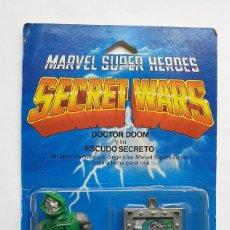 Figuras y Muñecos Secret Wars: DOCTOR DOOM SECRET WARS MARVEL. FIGURA MATTEL. MUY BUEN ESTADO EN BLISTER. Lote 195958285