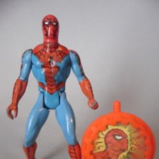 Figurines et Jouets Secret Wars: MARVEL SECRET WARS SPIDERMAN MATTEL FRANCE 1984. Lote 198937105