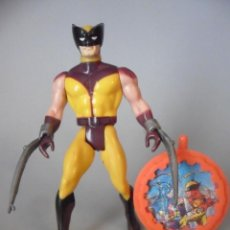 Figuras e Bonecos Secret Wars: MARVEL SECRET WARS WOLVERINE LOBEZNO MATTEL FRANCE 1984. Lote 198940700