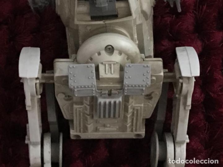 Figuras y Muñecos Secret Wars: Scout walker AT-ST Star Wars original LA GUERRA DE LAS GALAXIAS - Foto 14 - 202426573
