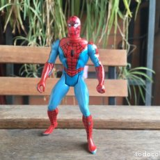 Figuras y Muñecos Secret Wars: FIGURA SPIDERMAN SECRET WARS MATTEL. MADE IN FRANCE 1984. MARVEL.. Lote 205608422