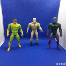 Figuras e Bonecos Secret Wars: LOTE DE 3 SECRET WARS. OCTOPUS, ICE-MAN Y KANG.. Lote 206293890