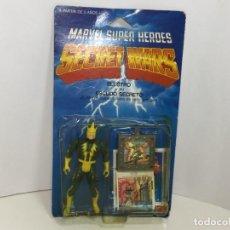 Figuras y Muñecos Secret Wars: SECRET WARS ELECTRO Y SU ESCUDO SECRETO MATTEL. Lote 207023650