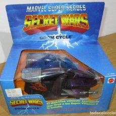 Figuras y Muñecos Secret Wars: SECRET WARS DOOM CYCLE, MATTEL / CONGOST 1985, NUEVO, EN PERFECTO ESTADO. Lote 208596067