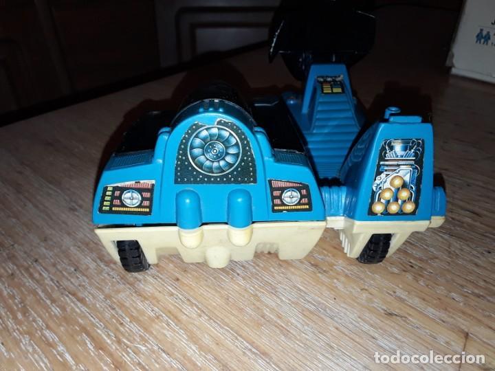 Figuras y Muñecos Secret Wars: Vehículo Secret Wars , mattel año 84 - Foto 2 - 210378712