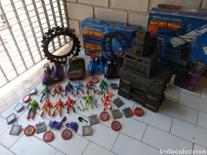 Figuras y Muñecos Secret Wars: SECRET WARS FIGURAS AÑOS 80 - Foto 3 - 210709669