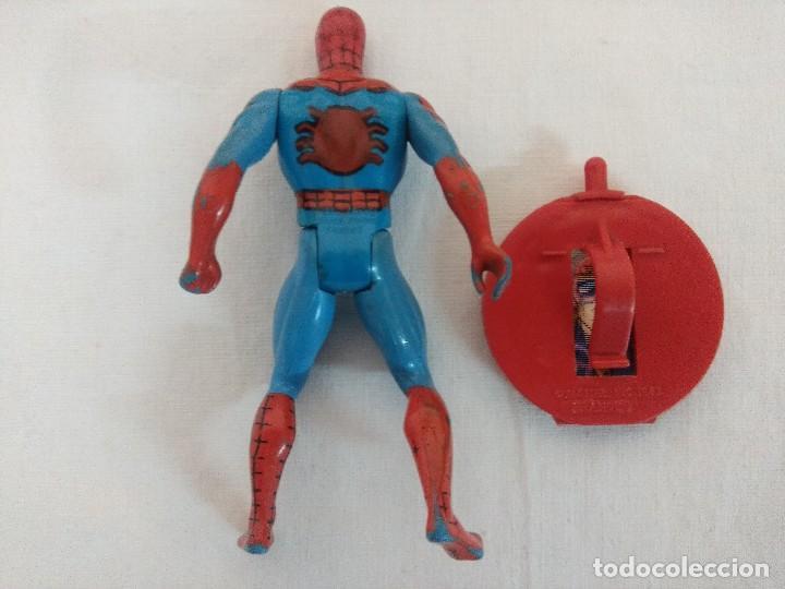 Figuras y Muñecos Secret Wars: SPIDERMAN/SECRET WARS/MATTEL 1984. - Foto 2 - 210762494