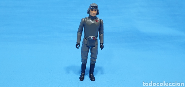 AT AT COMMANDER FIGURA STAR WARS - L.F.L. 1980 KENNER (Juguetes - Figuras de Acción - Secret Wars)