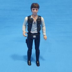Figuras y Muñecos Secret Wars: HAN SOLO FIGURA STAR WARS - GMFGI 1977 - MADE IN HONG KONG KENNER. Lote 215334027