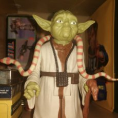 Figurines et Jouets Secret Wars: STAR WARS YODA 18 CM. Lote 218222232