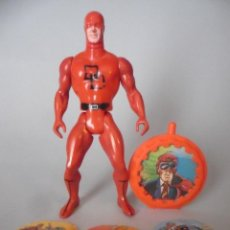 Figuras y Muñecos Secret Wars: MARVEL SECRET WARS DAREDEVIL MATTEL HONG KONG 1984. Lote 218523485