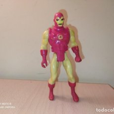 Figuras y Muñecos Secret Wars: FIGURA SECRET WARS IRON MAN MATTEL MARVEL SUPER HEROES AÑO 1984 HOMBRE DE ACERO IRONMAN. Lote 218791890