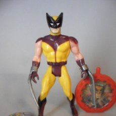Figuras y Muñecos Secret Wars: MARVEL SECRET WARS WOLVERINE LOBEZNO COMPLETO MATTEL FRANCE 1984. Lote 218900151