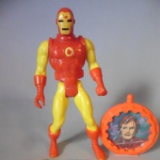 Figuras y Muñecos Secret Wars: MARVEL SECRET WARS IRON MAN MATTEL HONG KONG 1984. Lote 218900286