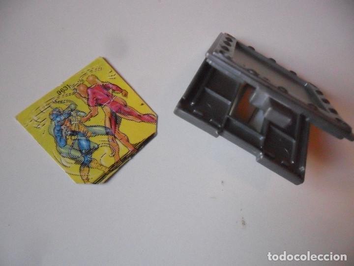 Figuras y Muñecos Secret Wars: MARVEL SECRET WARS CONSTRICTOR CASI COMPLETO + CARD MATTEL FRANCE 1984 - Foto 13 - 218901571