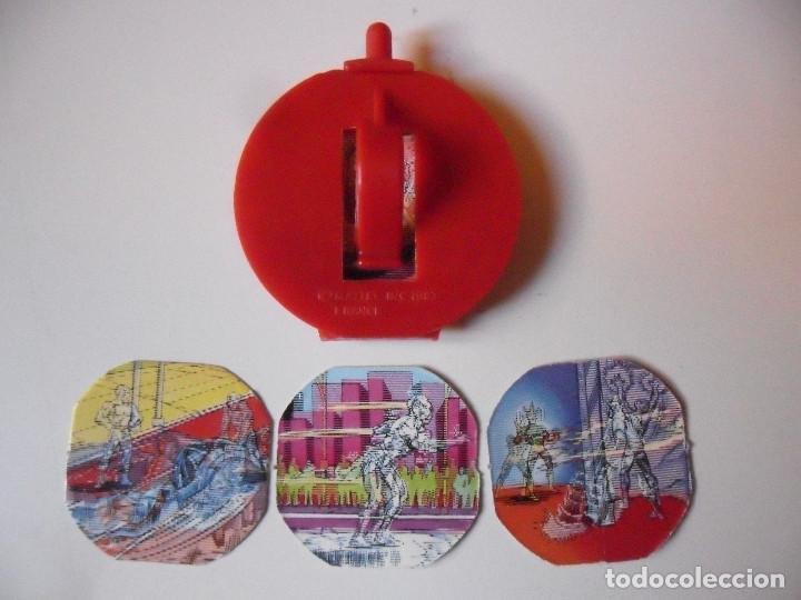Figuras y Muñecos Secret Wars: MARVEL SECRET WARS ICEMAN COMPLETO + CARD MATTEL FRANCE 1984 - Foto 11 - 218901773
