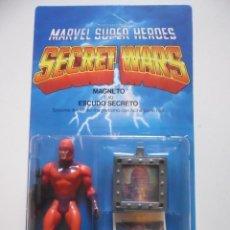 Figuras y Muñecos Secret Wars: MARVEL SECRET WARS MAGNETO MATTEL ESPAÑA 1985. Lote 219208601