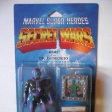 Figuras y Muñecos Secret Wars: MARVEL SECRET WARS KANG BLISTER SEGUNDA EDICION ESPAÑA MATTEL 1984. Lote 219857318