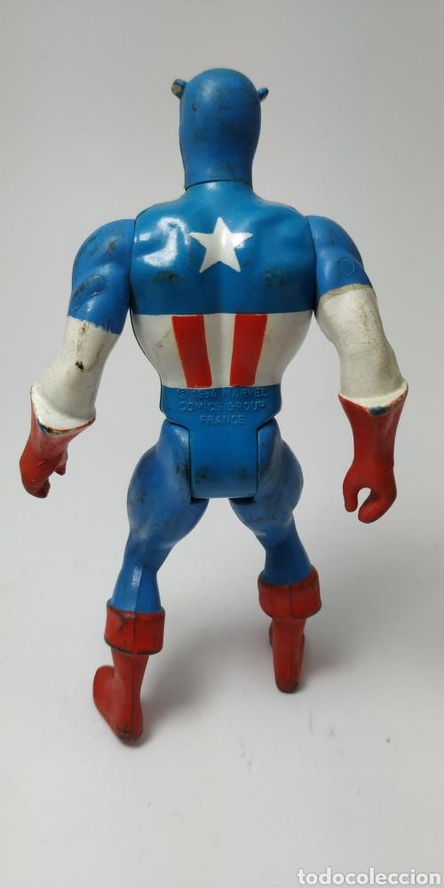 Figuras y Muñecos Secret Wars: Secret wars - Capitán América - Foto 2 - 220232767