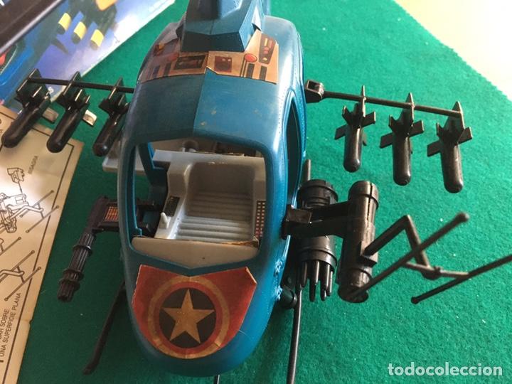 Figuras y Muñecos Secret Wars: SECRET WARS - Turbo Copter - Mattel 1986 - Foto 6 - 222717316