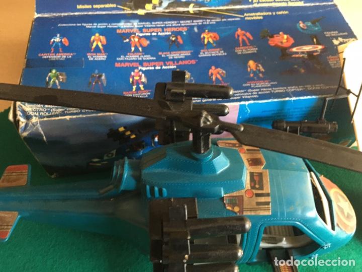 Figuras y Muñecos Secret Wars: SECRET WARS - Turbo Copter - Mattel 1986 - Foto 21 - 222717316