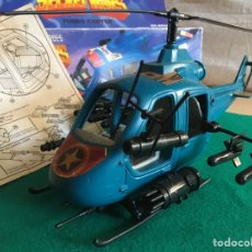 Figuras e Bonecos Secret Wars: SECRET WARS - TURBO COPTER - MATTEL 1986. Lote 222717316