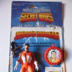 Figuras y Muñecos Secret Wars: MARVEL SECRET WARS FALCON COMPLETO MATTEL FRANCE 1984. Lote 223263041