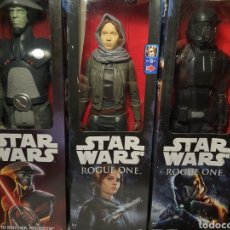 Figuras y Muñecos Secret Wars: STAR WARS ROGUE ONE . LOTE DE TRES FIGURAS. Lote 225233180