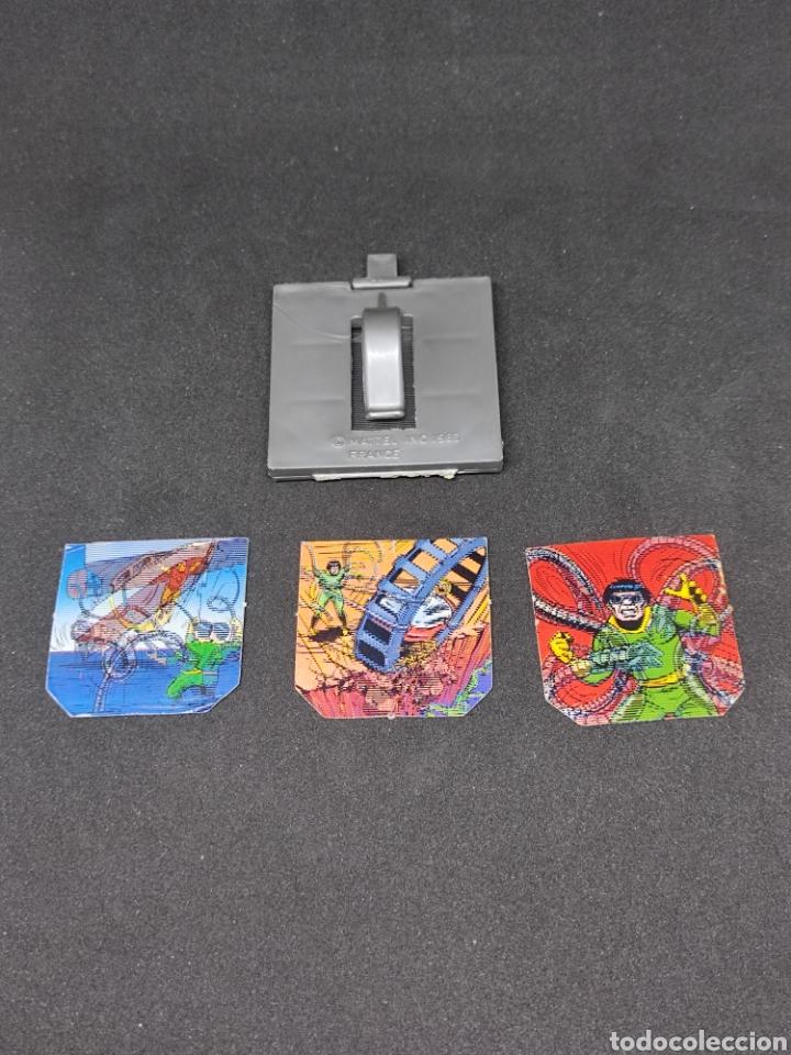 Figuras y Muñecos Secret Wars: Marvel secret wars escudo y 3 hologramas de Octopus - mattel - - Foto 2 - 232869020