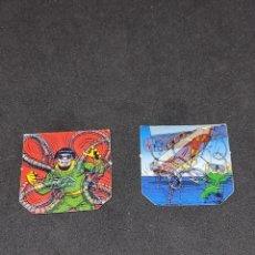Figuras y Muñecos Secret Wars: MARVEL SECRET WARS 2 HOLOGRAMAS DE OCTOPUS - MATTEL -. Lote 232870252
