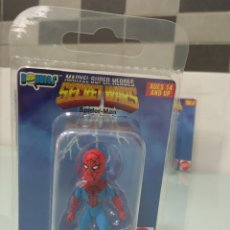 Figuras y Muñecos Secret Wars: SPIDERMAN MARVEL SUPER HEROES SECRET WARS MICRO BOBBLES BY GENTLE GIANT. Lote 233307965