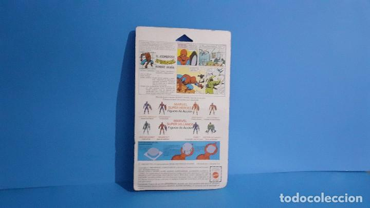 Figuras y Muñecos Secret Wars: Blister Spiderman Secret wars. Congost . Mattel 1985. - Foto 3 - 236045645