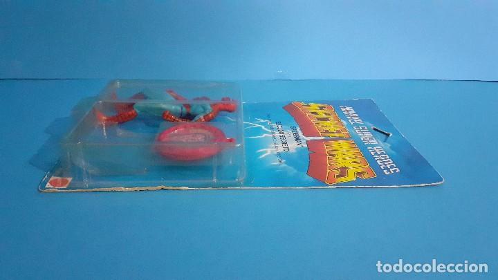 Figuras y Muñecos Secret Wars: Blister Spiderman Secret wars. Congost . Mattel 1985. - Foto 10 - 236045645