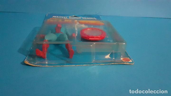 Figuras y Muñecos Secret Wars: Blister Spiderman Secret wars. Congost . Mattel 1985. - Foto 11 - 236045645