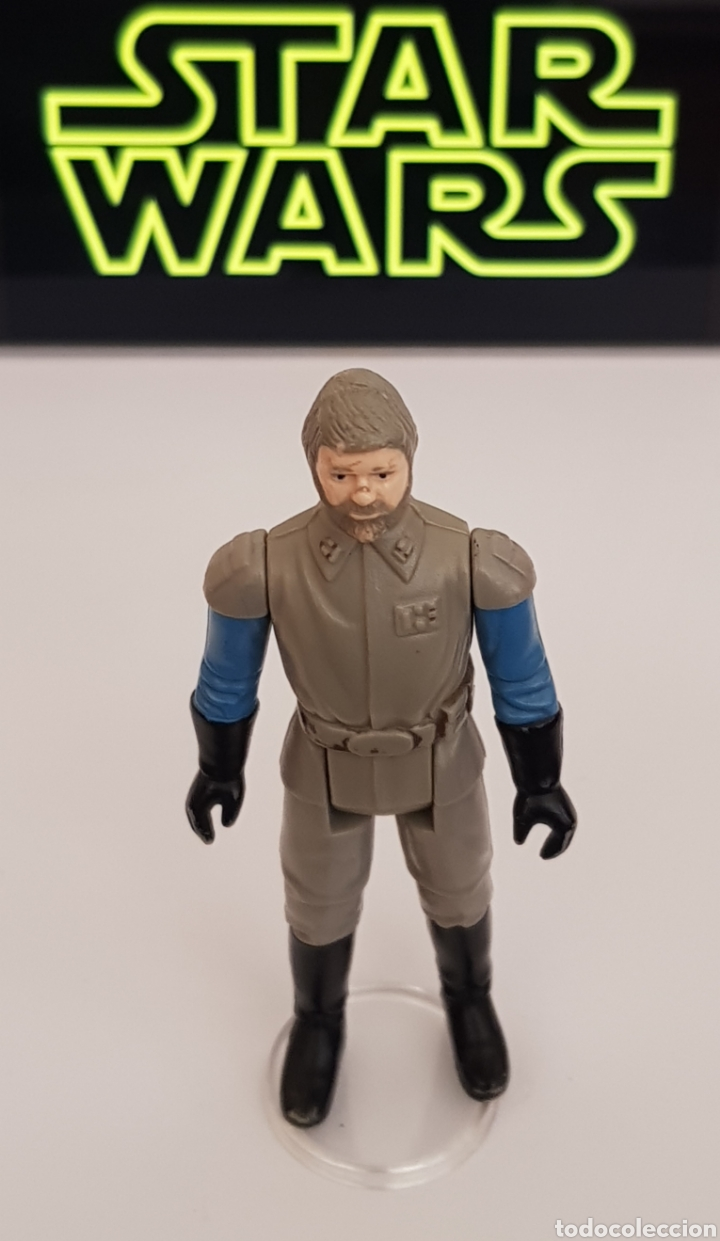 STAR WARS KENNER - GENERAL MADINE - VINTAGE 1983 (Juguetes - Figuras de Acción - Secret Wars)
